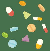 いろいろなお薬
