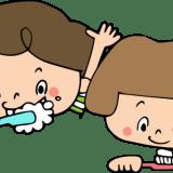 子どもの歯の磨き方(仕上げ磨きの方法)7つのポイント