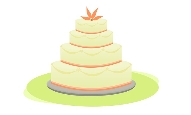 Another Wedding Cake By Ali!