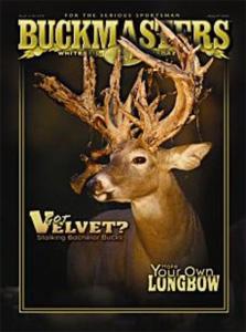 Buckmasters Whitetail Magazine