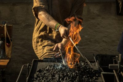Writers – Having Too Many Irons in the Fire Can Be a GOOD Thing! – by Dennis L. Peterson