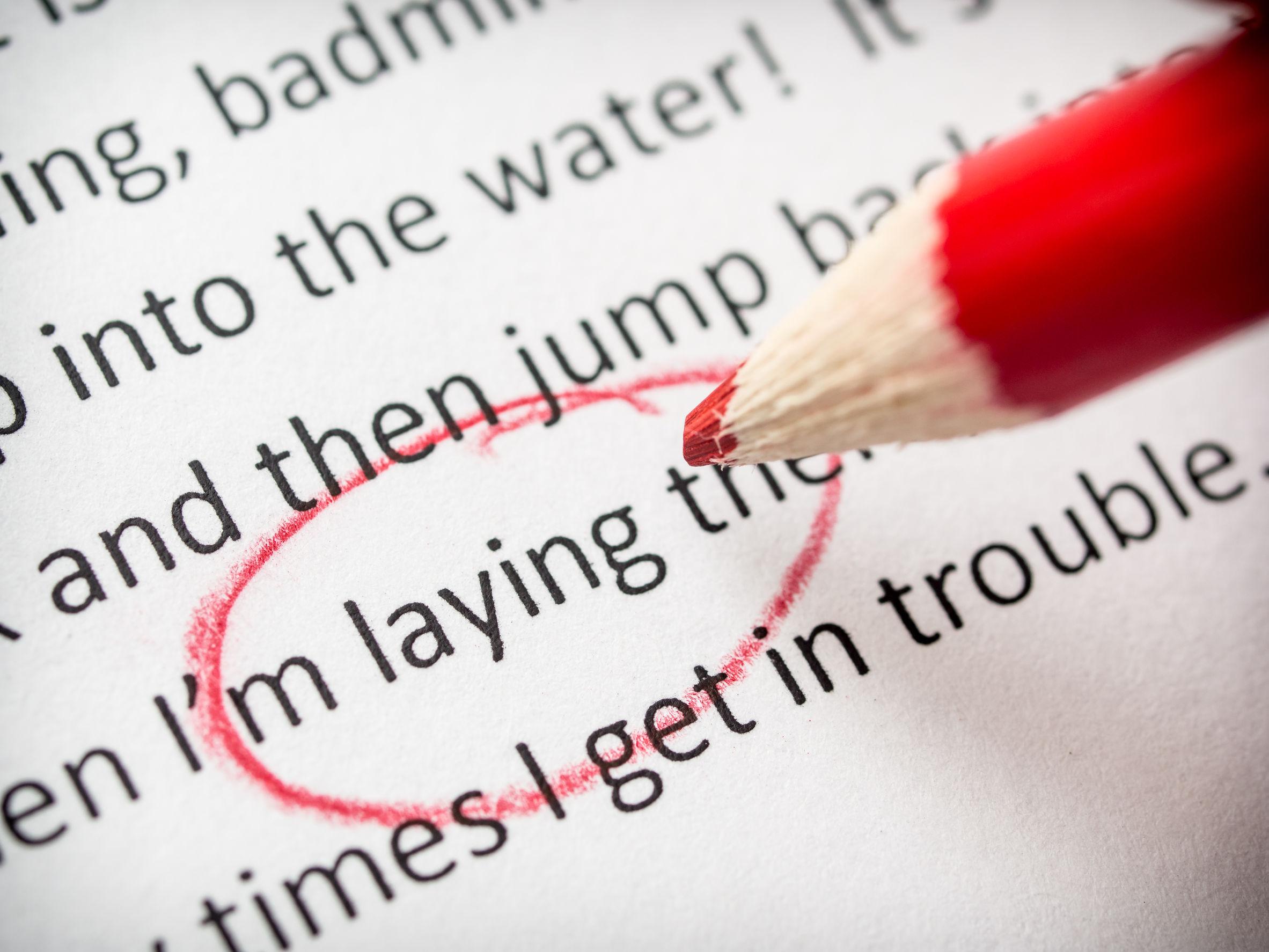 Does Bad Grammar Instruction Make Writing Worse