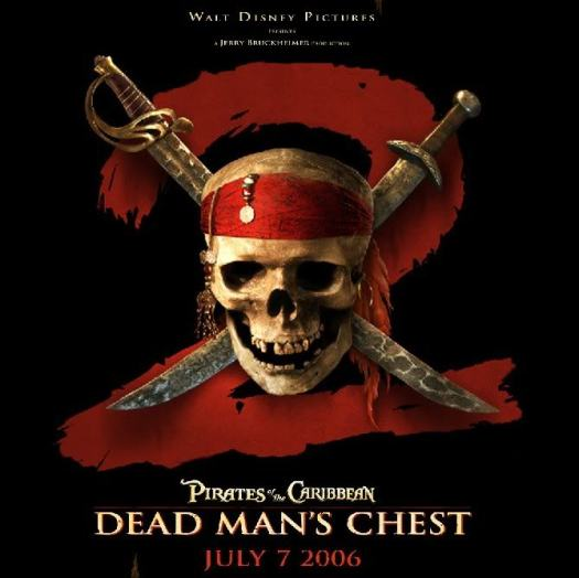 MOVIE ANALYSIS: PotC, Dead Man's Chest, Part 2