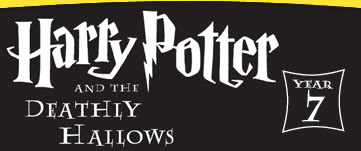 Harry Potter – book 7 title RELEASED!
