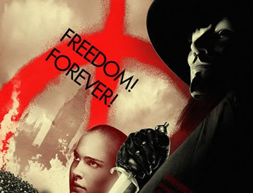 MOVIE ANALYSIS: V for Vendetta, Part 2