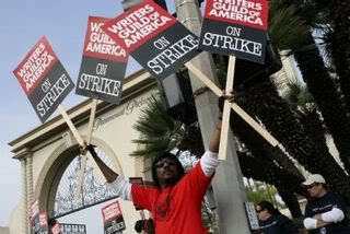 Snippets on the WGA Strike