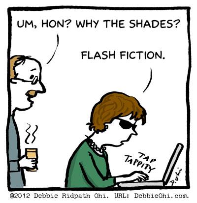 """Vaizdo rezultatas pagal užklausą """"flash fiction"""""""