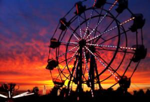 ferris wheel Walt Stoneburner