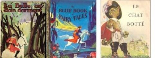 fairy tale trio