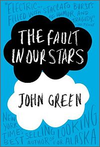 Fault in Stars cover