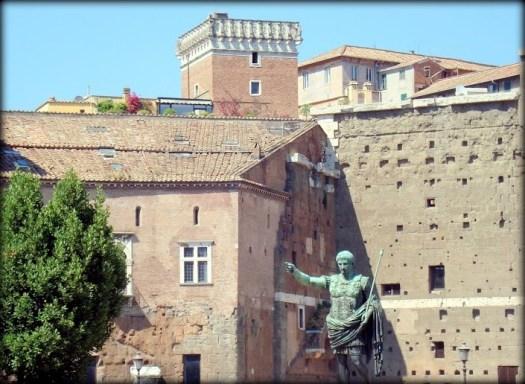 On the Via dei Fora Imperiali, Roma - Porter Anderson