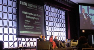 At Digital Book World Conference & Expo 2014 - Photo: Porter Anderson