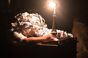 Writer's Block II by Drew Coffman