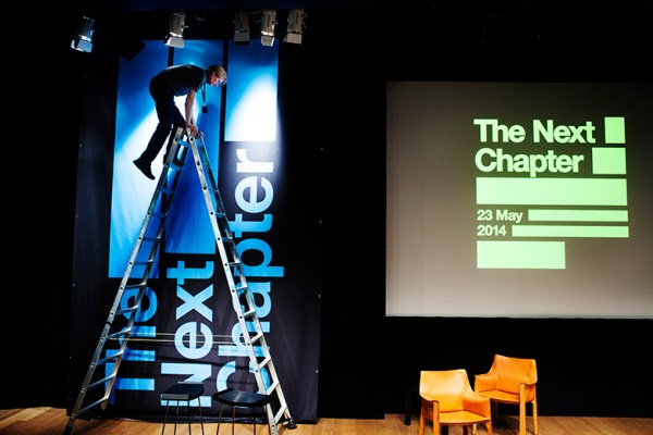 Image: The Next Chapter, Publit, Stockholm.