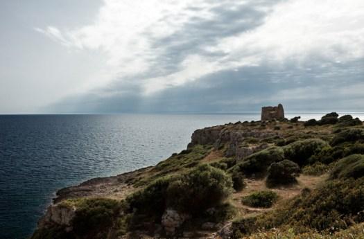 The Torre Uluzzo near Lecce, Salento, Italy. Image - iStockphoto: Piccerella