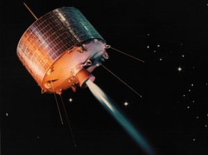 Syncom, the First Geosynchronous Satellite