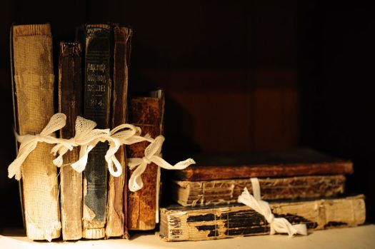 Old Books > New Books