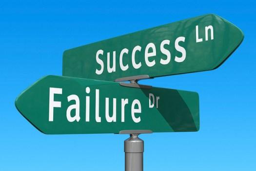 Surviving Failure and Rejection