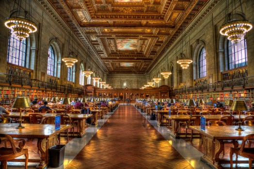 Are Libraries the New Bookstores?