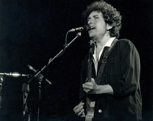Bob Dylan's Nobel-Prize Worthy Advice to Writers