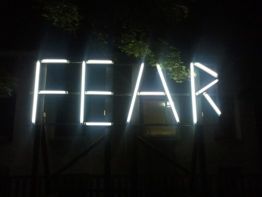 How (Not) to Overcome Fear