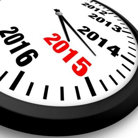 clock of years