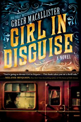 Take Five: Greer Macallister and Girl in Disguise