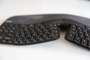 ergonomic keyboard