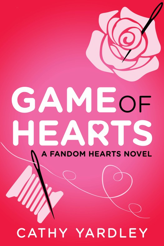 Take Five: Cathy Yardley and Game of Hearts