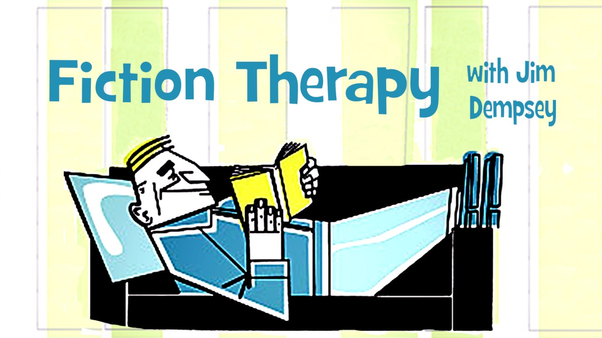 Fiction Therapy—What's Your Story's Problem?