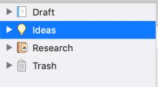 binder icons