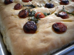 easy homemade focaccia recipe   writes4food.com