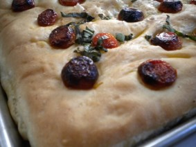 easy homemade focaccia recipe | writes4food.com