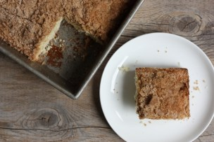 old fashioned coffee cake recipe | writes4food.com