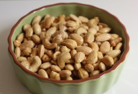 salted buttered nuts recipe | writes4food.com