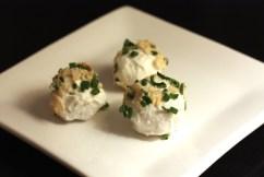 grape truffle appetizer recipe | writes4food.com