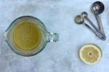 easy lemon salad dressing recipe | writes4food.com