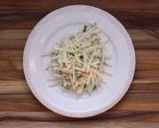 apple fennel slaw