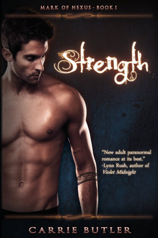 Book Review: Strength by Carrie Butler