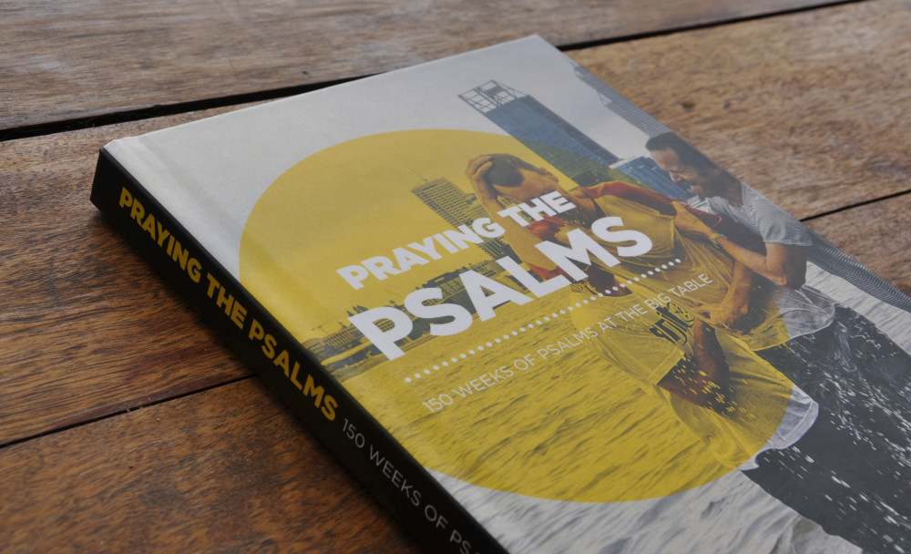 Our Book: Praying the Psalms