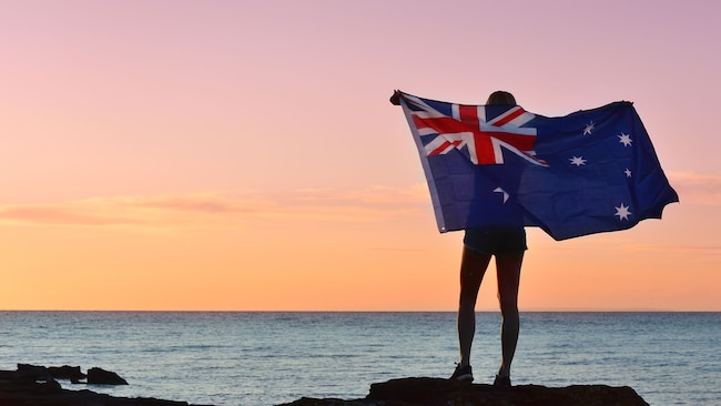Something about Australia Day