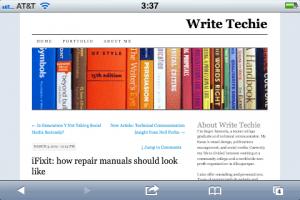 WriteTechie Site