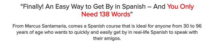 Example of online Spanish classes
