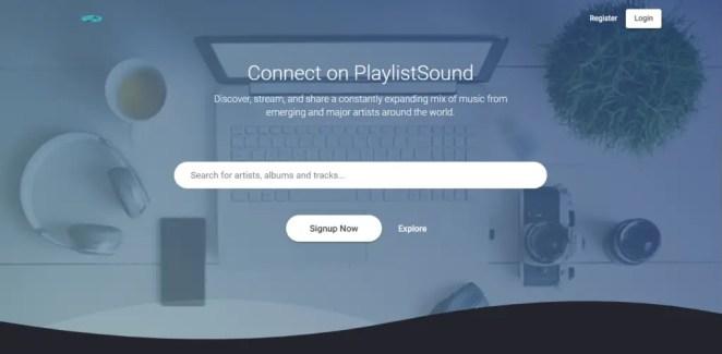 playlistsound com free music unblocked download