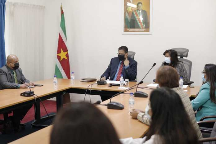 Suriname installs National Wage Council to develop social security