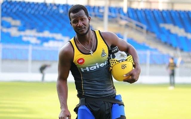 Daren Sammy resigns as captain of St Lucia Zouks