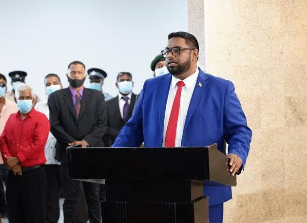 President Irfaan Ali highlights agrarian potential of Guyana in recent webinar