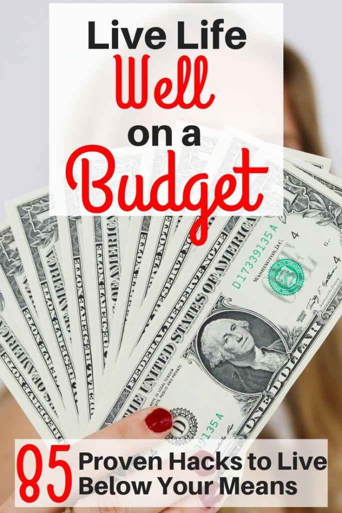 live below your means / finance goals / budget finance #savemoney #savingmoneytips #frugalliving #frugalitytips