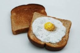 Embroidered Toast