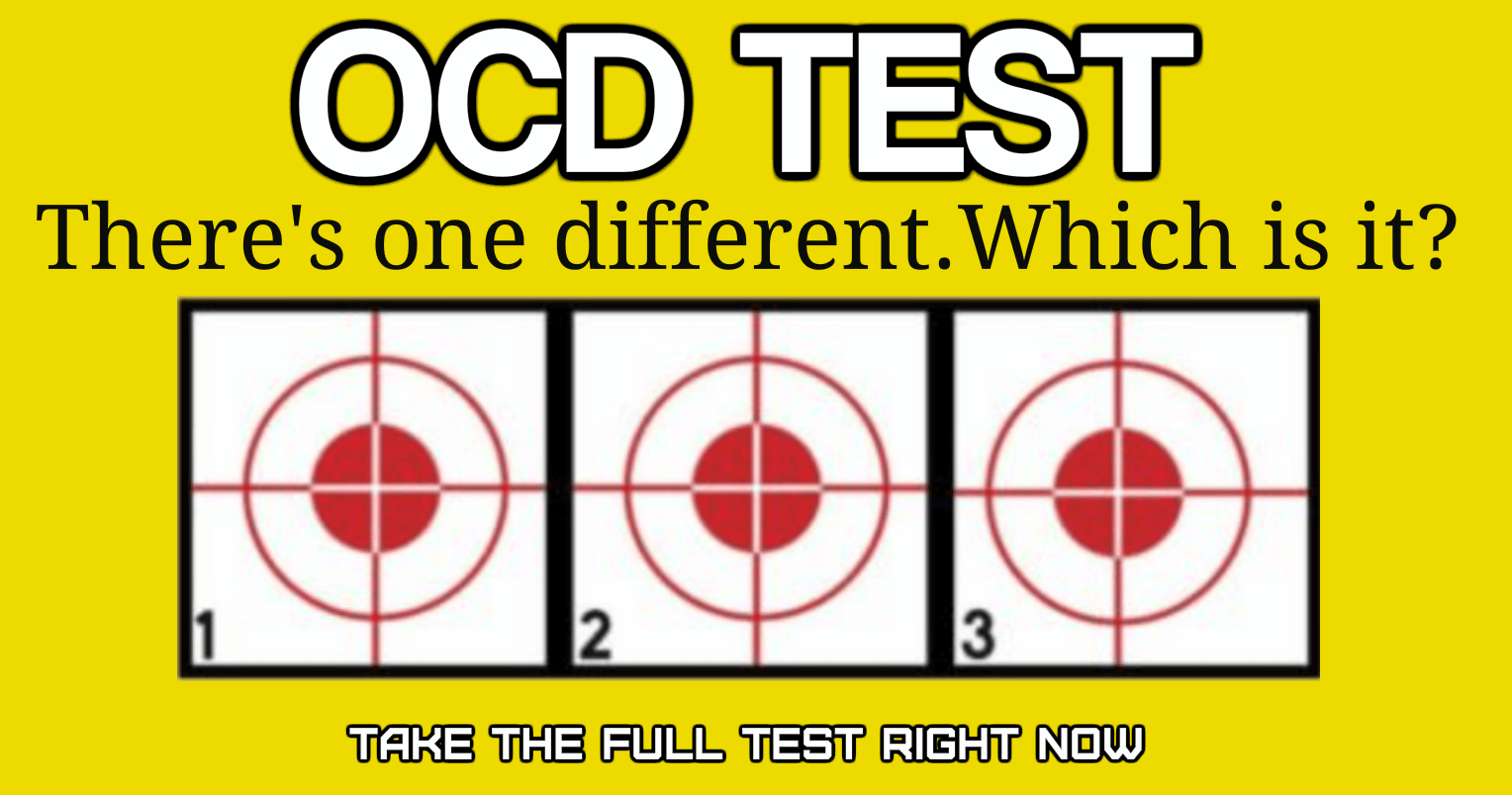 Quiz How Sensitive Is Your Ocd Radar Lets Find Out Right Now